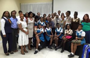 Delegates at the 2015 MAC AGM, St Lucia