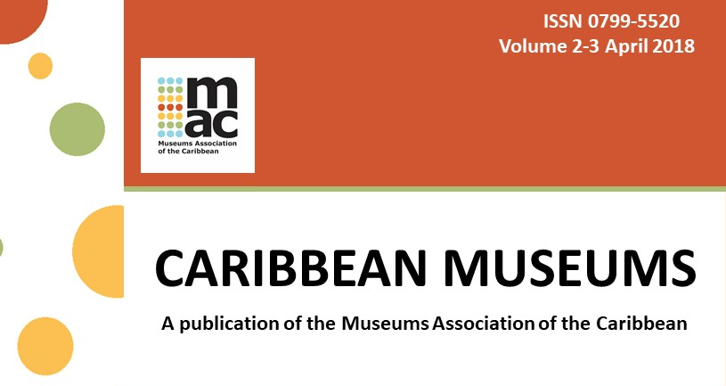 Caribbean Museums 2018 Cover2