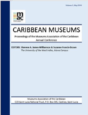 Caribbean Museums Volume 1 2016